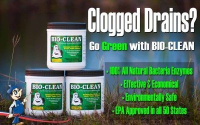 BIO-CLEAN Drain Maintenance Q&A